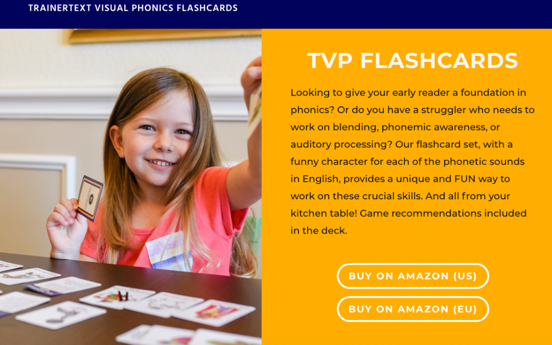 Visual Phonics Flashcards